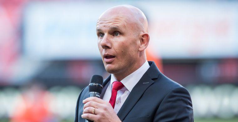 Van Halst snapt leedvermaak over Twente: 'Als je beetje stoer loopt te doen'
