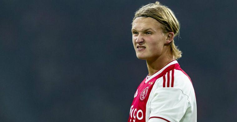 LIVE-discussie: Ajax begint met één wijziging tegen verdedigend Vitesse