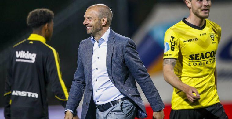 Steijn (17) schrijft geschiedenis met late gelijkmaker voor VVV tegen Heerenveen
