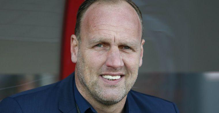 Emmen-coach Lukkien: 'Ik weet dat wij intern nadenken over overstappen'