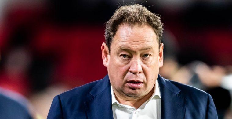 Vitesse-coach Slutsky roemt Ajax: 'Wij willen in rij komen met Real Madrid'
