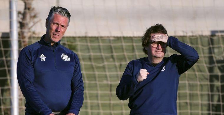 'Anderlecht zoekt het in andere richting en denkt niet meer aan Hjulmand'