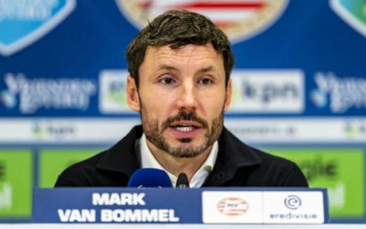 Afbeelding: Van Bommel heeft Ajax-Vitesse niet gezien: 'Alleen nog Willem II, AZ en Heracles'