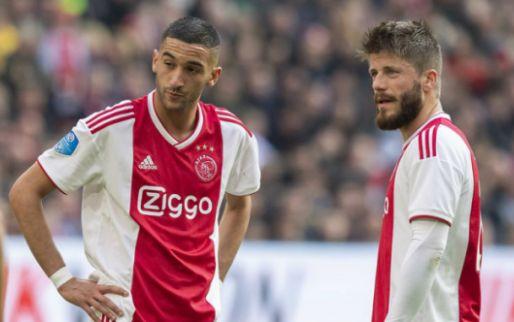 Afbeelding: Kritische Perez vergelijkt Ziyech met Ronaldo: