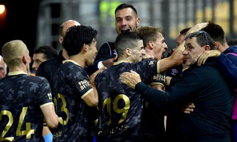 Afbeelding: Sint-Truiden kondigt alweer Japans nieuws aan: 'Een win-win voor het voetbal!'
