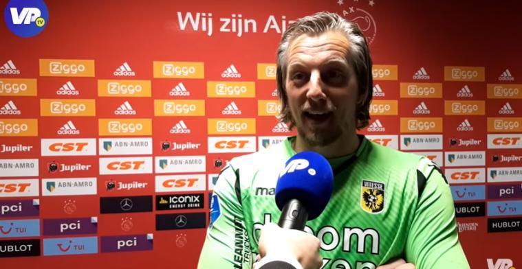 Pasveer stelt PSV-vrienden teleur tegen Ajax: Ze hebben me succes gewenst