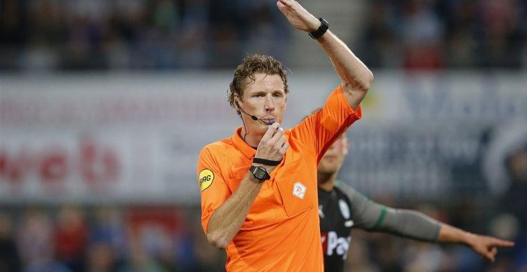 Update: PEC Zwolle en FC Groningen spelen gestaakte wedstrijd maandag uit