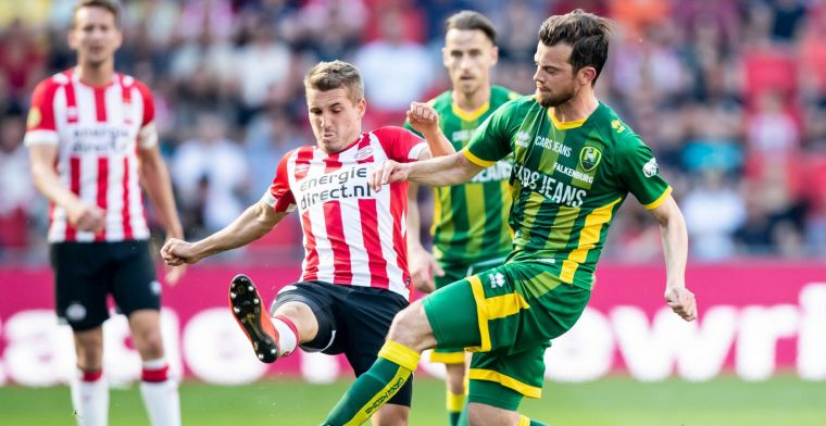 Sadilek vol ongeloof bij PSV: 'Dan had ik gezegd: ben je gek ofzo?'