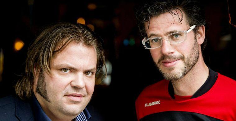 Dijkstra 'viert' titel FC Twente op Sri Lanka: 'Stelt geen reet meer voor'