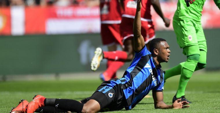 Scheidsrechtersbaas zorgt voor duidelijkheid over penaltyfase Antwerp-Club Brugge