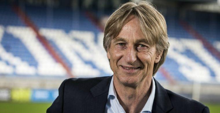Van de Kerkhof vol bewondering: 'Ik zou Adrie graag nog eens bij PSV zien'