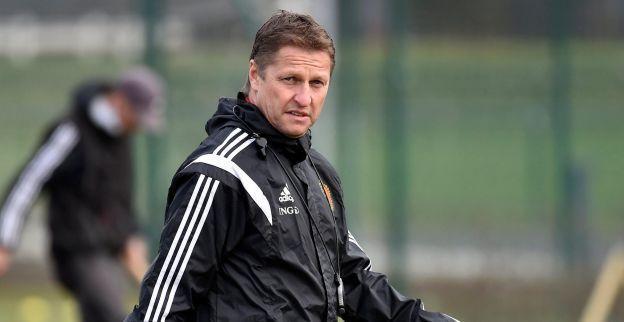 Borkelmans ziet gebrek bij Club Brugge: Als ik dat kan met Jordanië...