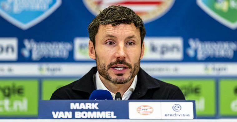 Van Bommel heeft Ajax-Vitesse niet gezien: 'Alleen nog Willem II, AZ en Heracles'