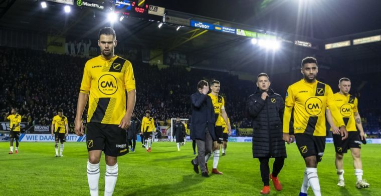 'NAC heeft het echt verkloot, het publiek heeft helemaal niets met dit elftal'