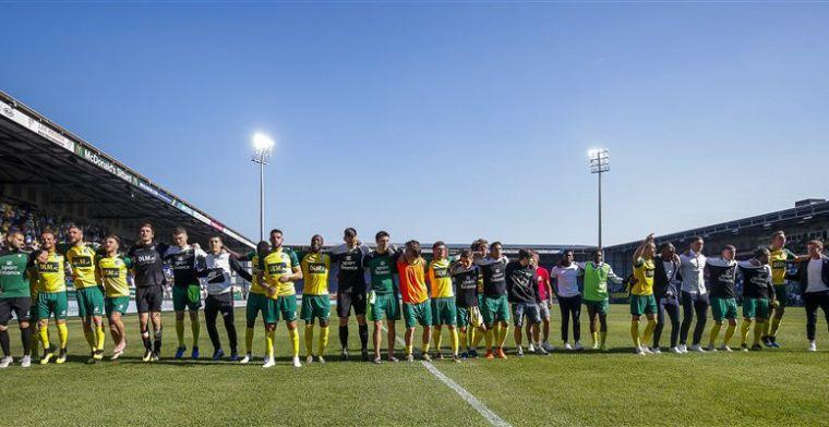 'Hete zomer voor Fortuna: vijf dragende spelers weg, twaalf contractspelers over'