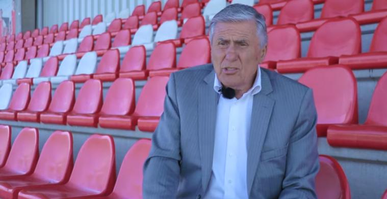 Swart ziet 'Ajax-speler' in Eredivisie: Ik denk dat ze ermee bezig zijn