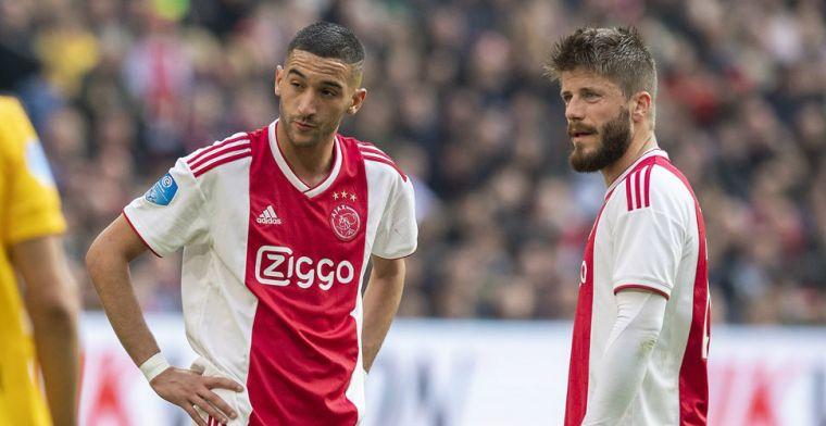 Kritische Perez vergelijkt Ziyech met Ronaldo: En dat is geen compliment