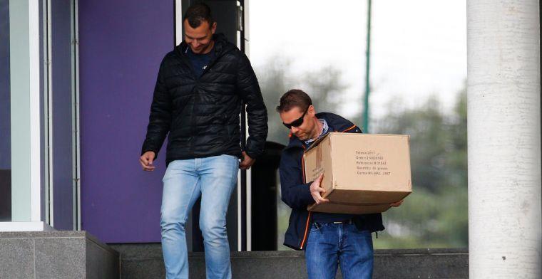 Anderlecht komt met officieel statement over huiszoekingen op Neerpede