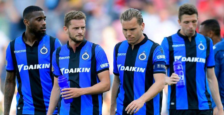 Club Brugge geeft landstitel nog niet op: Ze rekenen op winst tegen Genk