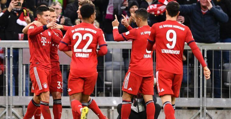 Comeback Werder niet bekroond; Bayern door goedkope penalty naar de bekerfinale
