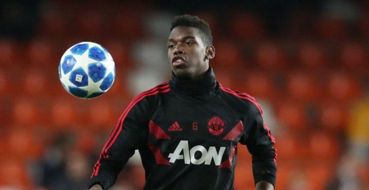 'Pogba heeft het gezien in Manchester en brengt ploeggenoten al op de hoogte'