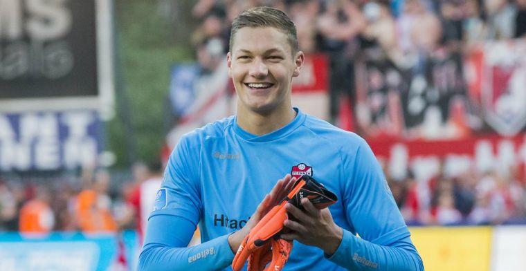 Overmars haalt Scherpen naar Ajax: Kjell wordt één van de vier keepers
