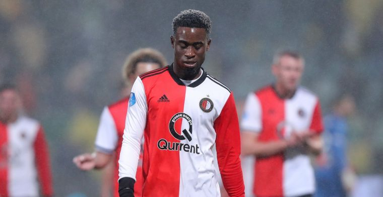 'Hopelijk kan ik Stam overtuigen om me speeltijd te geven in Feyenoord 1'