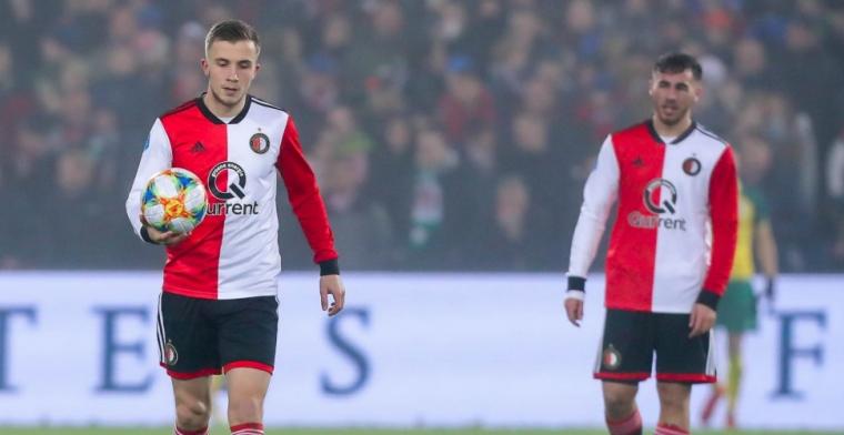 Feyenoord-talent is reserverol zat: 'Plannetjes gemaakt met mijn zaakwaarnemer'