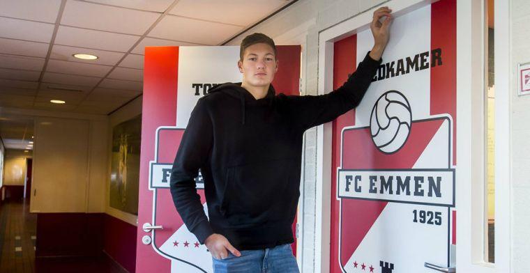 Scherpen deelt Ajax-plannen: 'Trainen, Jong Ajax of oefenwedstrijden'