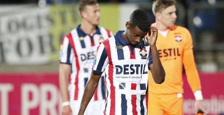'Ik hou van hun spel. Ajax zou een goede...Het voetbal past bij me'