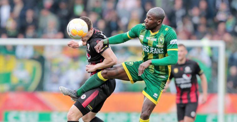 ADO en Manders al jaar bezig met 'fantastische voetballer': Hij is topprioriteit