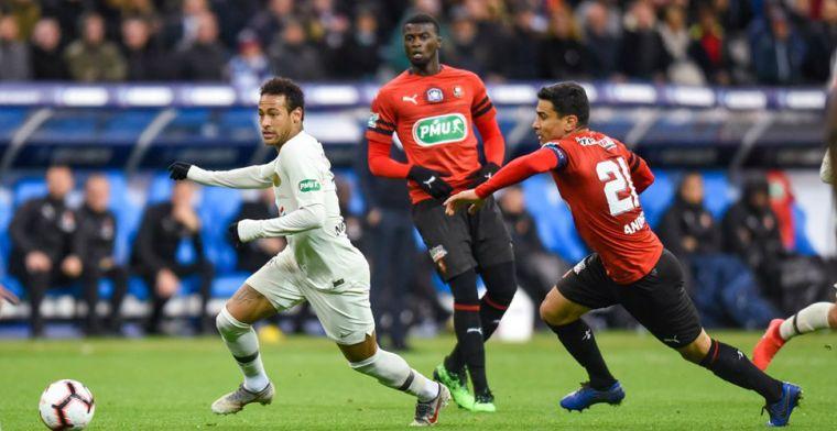 PSG geeft 2-0 voorsprong weg in bekerfinale en gaat onderuit vanaf de stip