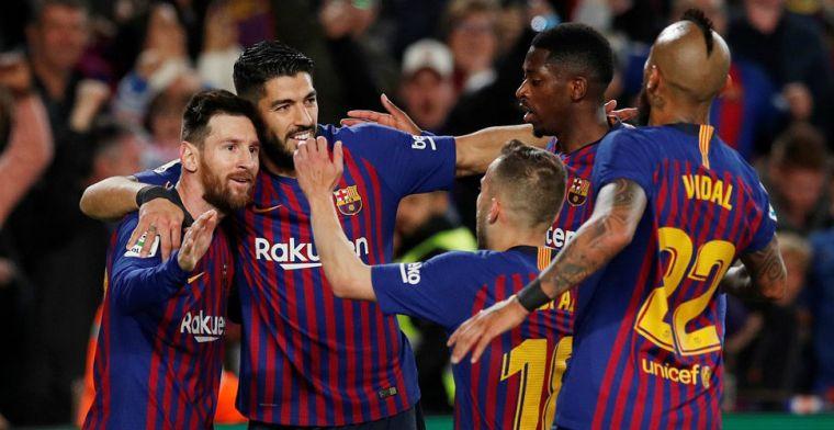 Barcelona moet Messi alsnog aanspreken en ontsnapt, maar grijpt titel nummer 26