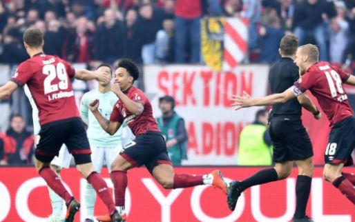 Afbeelding: Bayern München ontsnapt in blessuretijd aan nederlaag door gemiste penalty