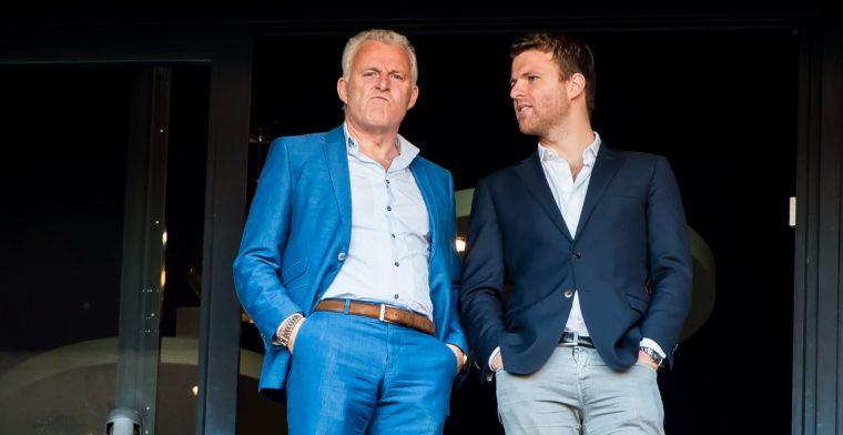 R. De Vries velt oordeel over Ajax-aankopen: 'Het is een gokje'