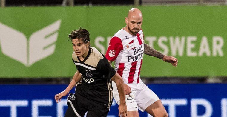 Smeets: 'Klinkt misschien raar, maar voor mij is er maar één club en dat is Ajax'