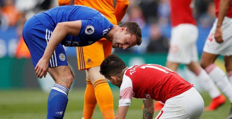 Arsenal is het helemaal kwijt en loopt tegen derde competitienederlaag op rij aan