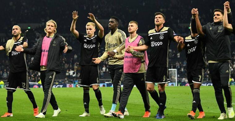 Zeven conclusies: Ajax swingt én knokt, Van de Beek en Ajax-tandem blinken uit