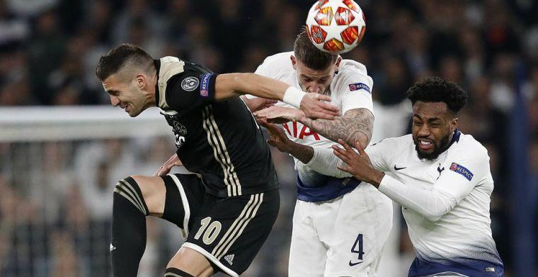 LIVE: Ajax zet in Londen grote stap richting Champions League-finale (gesloten)