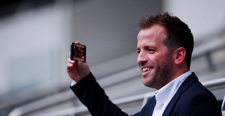 Van der Vaart stapt op Spurs-preses af: 'Zij zien ook dat Ajax stukkie beter is'