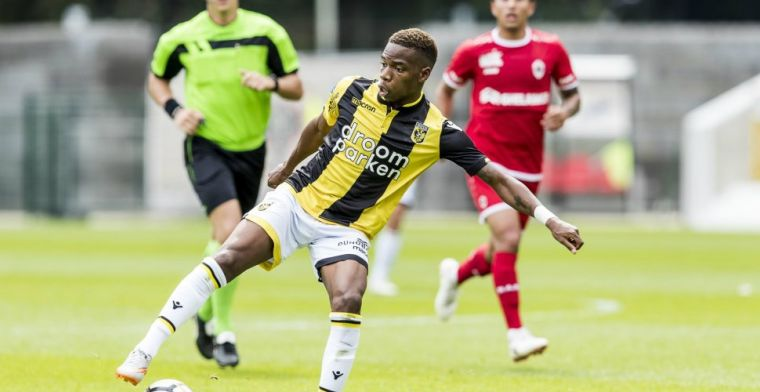 Onfortuinlijke Chelsea-huurling keert terug bij Vitesse: 'Nu moet het goed gaan'
