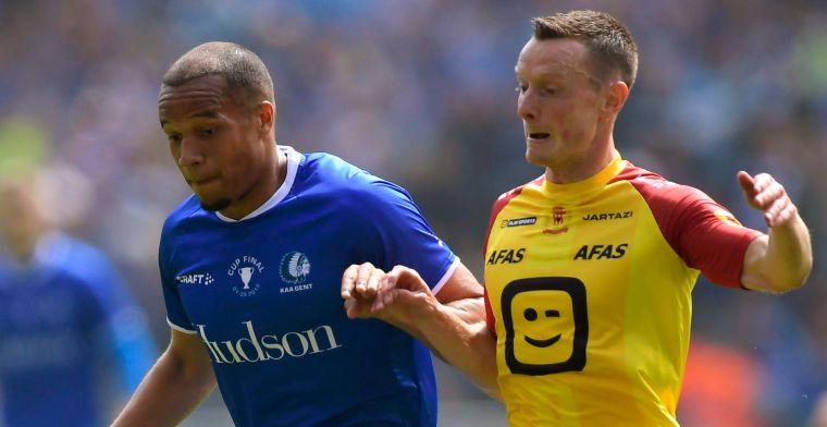 Odjidja baalt van gelijkmaker KV Mechelen: Beetje ongelukkige 1-1