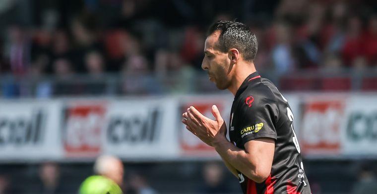 Hoofdrol voor El Hamdaoui in overtuigende oefenzege Excelsior op Feyenoord