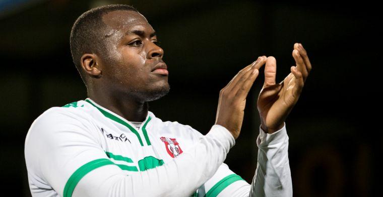 Gravenberch zoekt zonder zaakwaarnemer naar nieuwe club: 'Eredivisie kan ik aan'