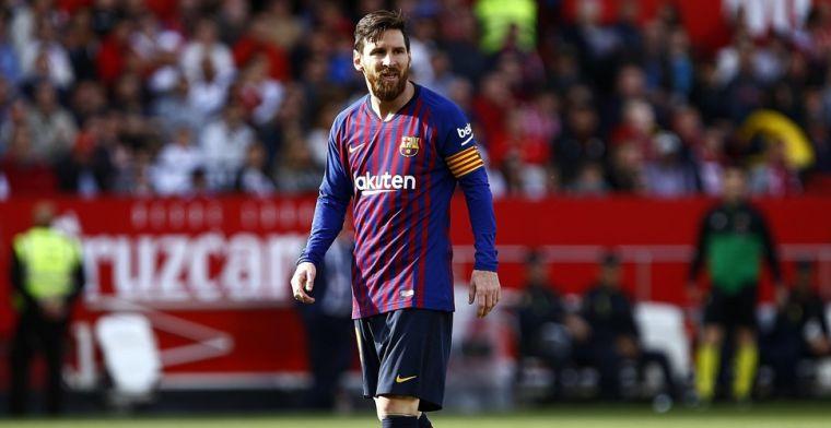 Barça grapt over verkiezing tussen Messi, Suarez en Ajax-spelers