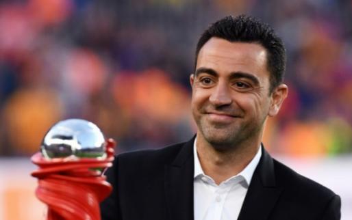 Afbeelding: 'Xavi (39) kan volgend seizoen als hoofdtrainer aan de slag in Primera Division'