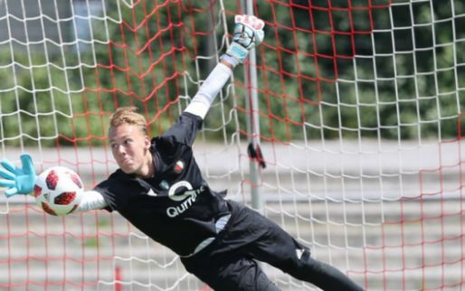 Afbeelding: FC Dordrecht verwelkomt volgend seizoen ook doelman van Feyenoord