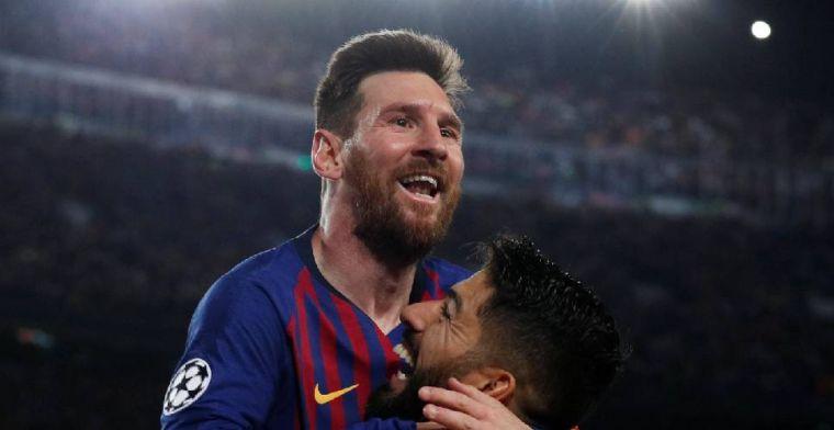 Marca: Kuipers had schitterende 3-0 van Messi tegen Liverpool af moeten keuren