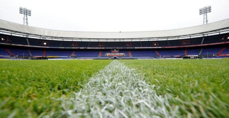 'Feyenoord streept twee van de vier namen van mogelijke Van Geel-opvolgers door'