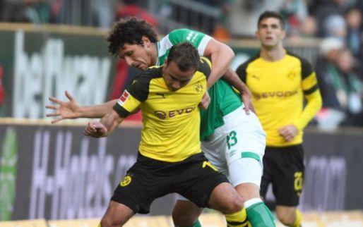 Afbeelding: Witsel en co mogen titel nagenoeg vergeten, Dortmund geeft zege weg